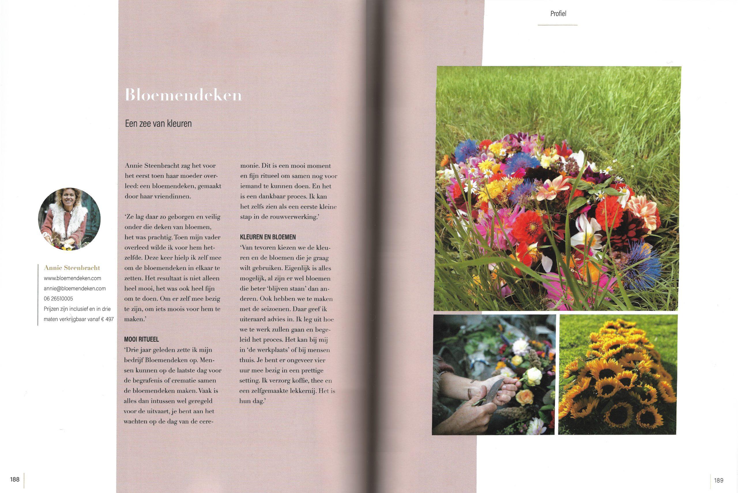 Bloemendeken, Annie Steengracht, Driebergen, Rouwwerk, bloemstukken, deken van bloemen, begrafenis, rouwboeket, rouwbloemen, rouwboeketten, afscheid met bloemen,